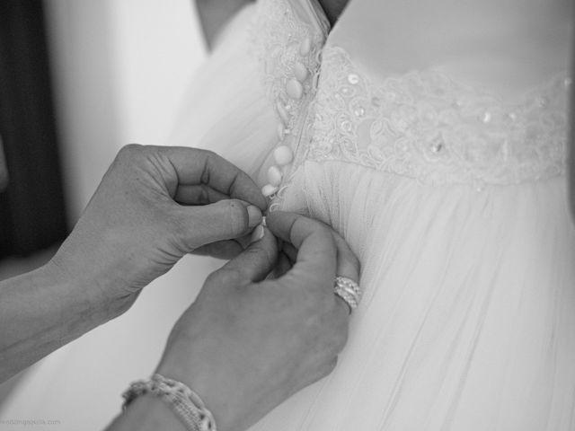 Il matrimonio di Francesco e Alessandra a Santa Cesarea Terme, Lecce 5