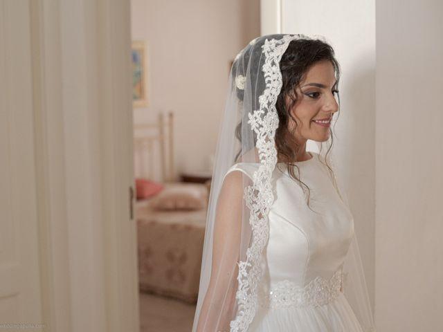 Il matrimonio di Francesco e Alessandra a Santa Cesarea Terme, Lecce 8