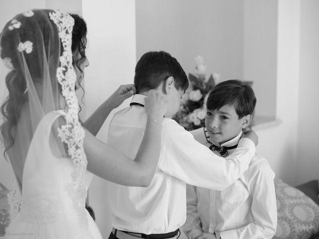 Il matrimonio di Francesco e Alessandra a Santa Cesarea Terme, Lecce 9