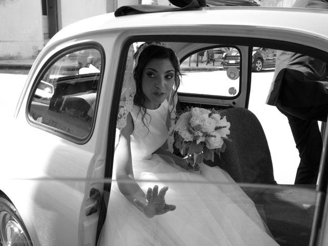 Il matrimonio di Francesco e Alessandra a Santa Cesarea Terme, Lecce 13