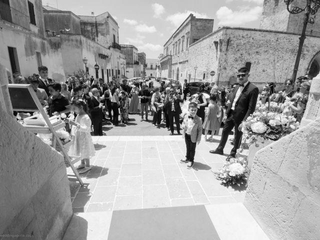 Il matrimonio di Francesco e Alessandra a Santa Cesarea Terme, Lecce 17