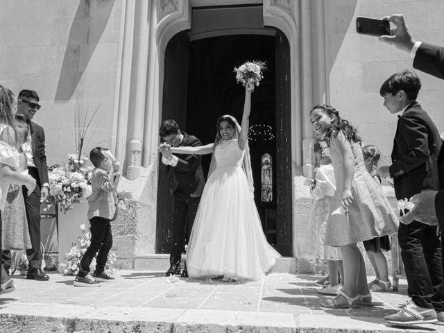 Il matrimonio di Francesco e Alessandra a Santa Cesarea Terme, Lecce 18