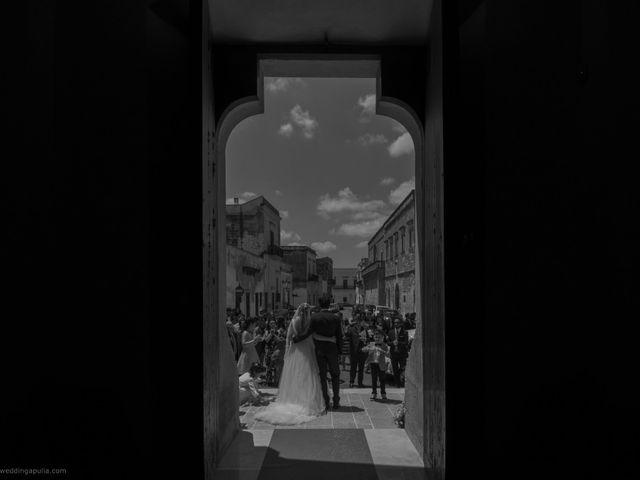 Il matrimonio di Francesco e Alessandra a Santa Cesarea Terme, Lecce 20