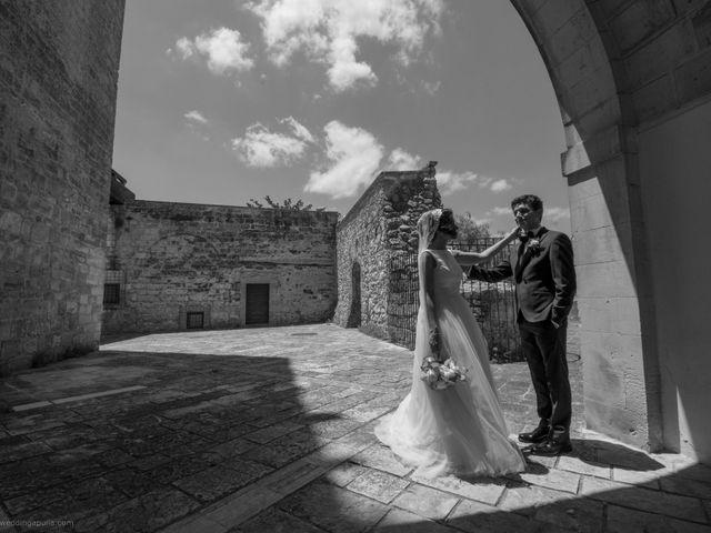 Il matrimonio di Francesco e Alessandra a Santa Cesarea Terme, Lecce 21