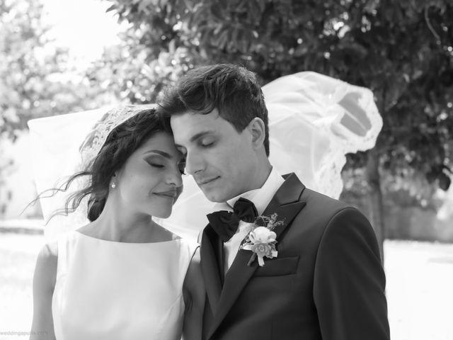 Il matrimonio di Francesco e Alessandra a Santa Cesarea Terme, Lecce 22
