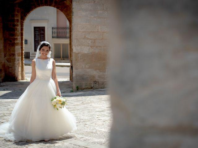Il matrimonio di Francesco e Alessandra a Santa Cesarea Terme, Lecce 24