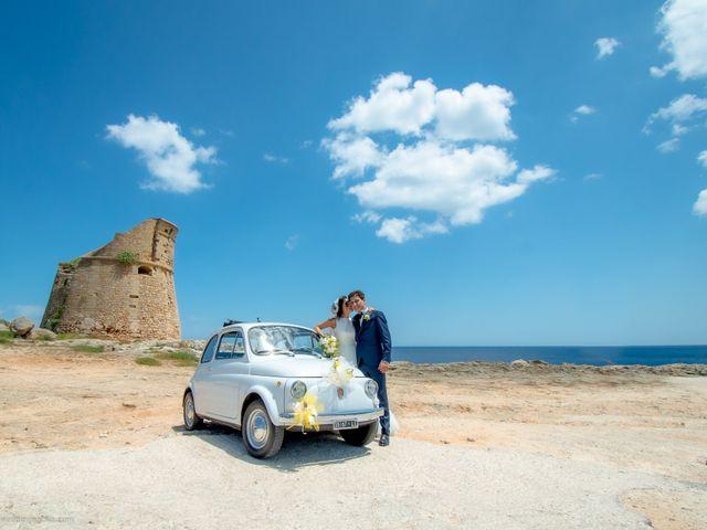 Il matrimonio di Francesco e Alessandra a Santa Cesarea Terme, Lecce 1