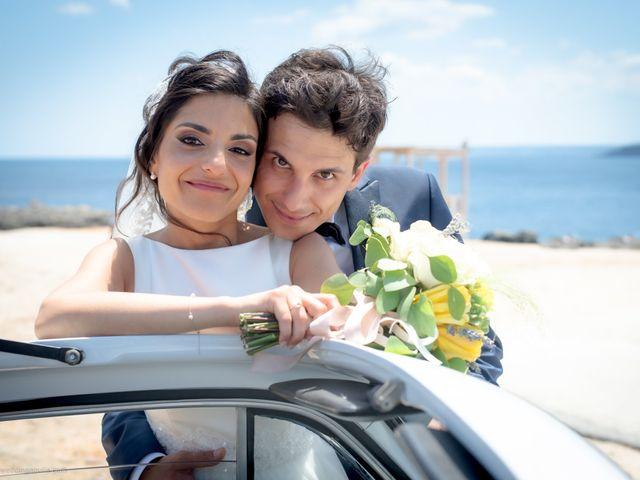 Il matrimonio di Francesco e Alessandra a Santa Cesarea Terme, Lecce 2