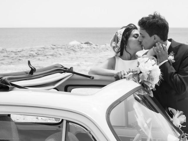 Il matrimonio di Francesco e Alessandra a Santa Cesarea Terme, Lecce 25