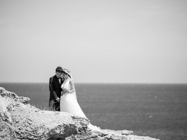 Il matrimonio di Francesco e Alessandra a Santa Cesarea Terme, Lecce 26