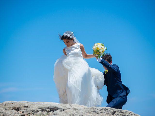 Il matrimonio di Francesco e Alessandra a Santa Cesarea Terme, Lecce 28