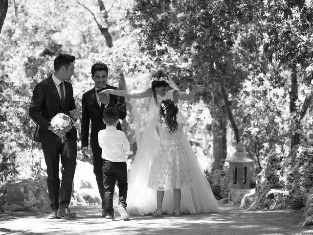 Il matrimonio di Francesco e Alessandra a Santa Cesarea Terme, Lecce 30