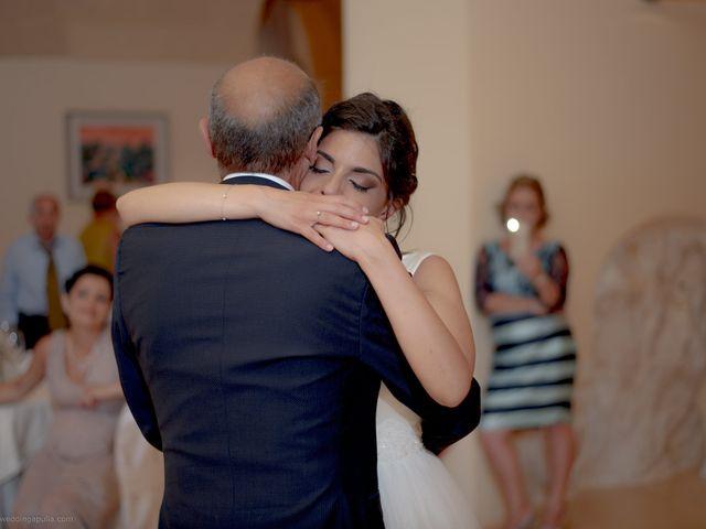 Il matrimonio di Francesco e Alessandra a Santa Cesarea Terme, Lecce 44