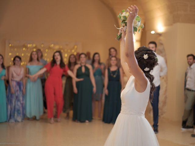Il matrimonio di Francesco e Alessandra a Santa Cesarea Terme, Lecce 46