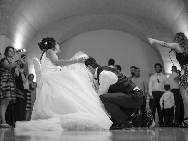 Il matrimonio di Francesco e Alessandra a Santa Cesarea Terme, Lecce 48