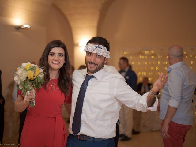 Il matrimonio di Francesco e Alessandra a Santa Cesarea Terme, Lecce 49