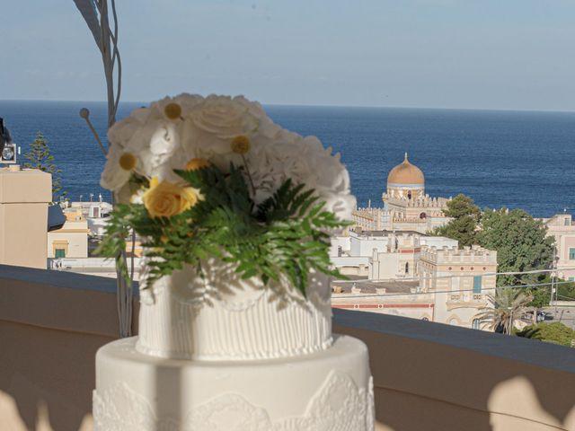 Il matrimonio di Francesco e Alessandra a Santa Cesarea Terme, Lecce 53