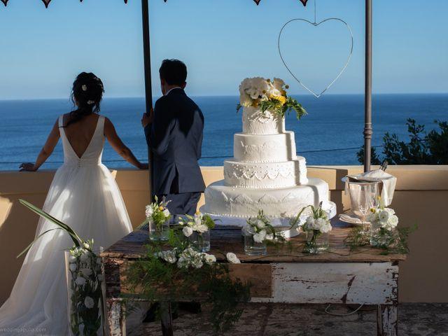 Il matrimonio di Francesco e Alessandra a Santa Cesarea Terme, Lecce 54