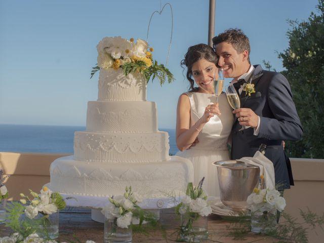 Il matrimonio di Francesco e Alessandra a Santa Cesarea Terme, Lecce 55