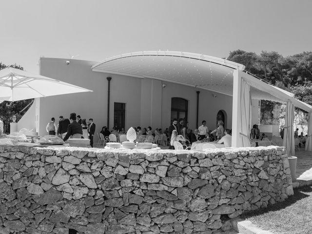 Il matrimonio di Francesco e Alessandra a Santa Cesarea Terme, Lecce 57