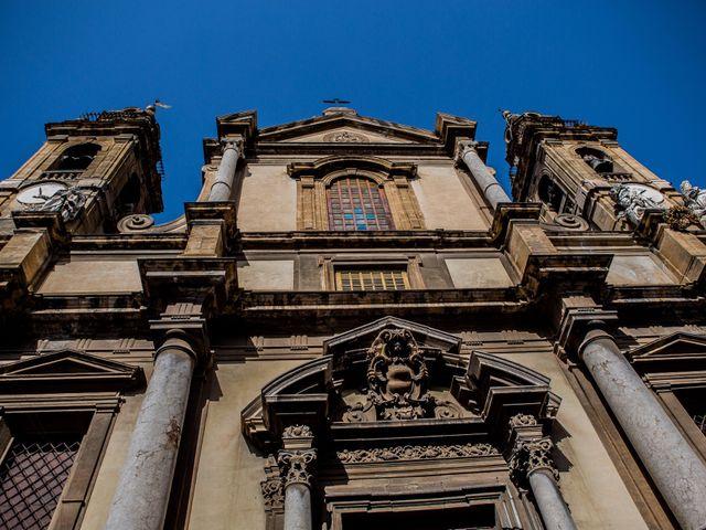 Il matrimonio di Giuseppe e Maria Cristina a Palermo, Palermo 34