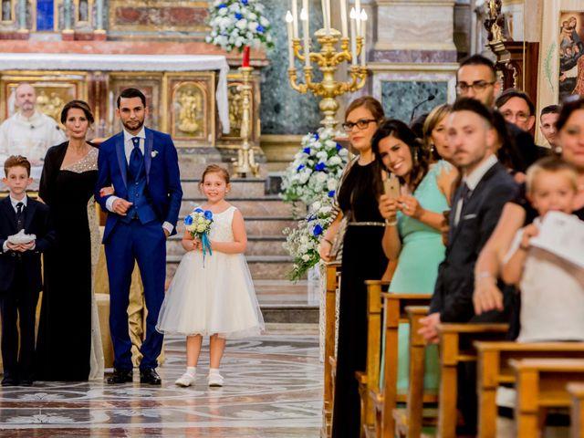 Il matrimonio di Giuseppe e Maria Cristina a Palermo, Palermo 39
