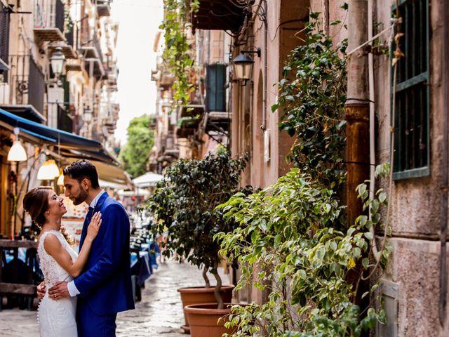 Il matrimonio di Giuseppe e Maria Cristina a Palermo, Palermo 62