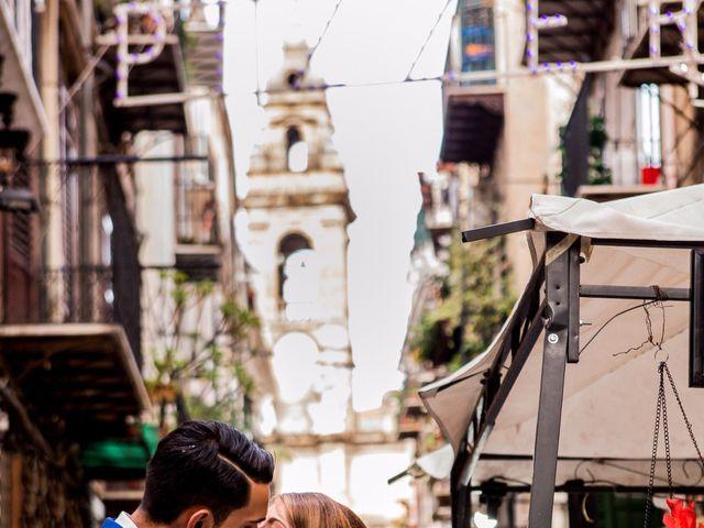 Il matrimonio di Giuseppe e Maria Cristina a Palermo, Palermo 64