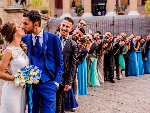 Il matrimonio di Giuseppe e Maria Cristina a Palermo, Palermo 70