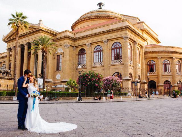 Il matrimonio di Giuseppe e Maria Cristina a Palermo, Palermo 74