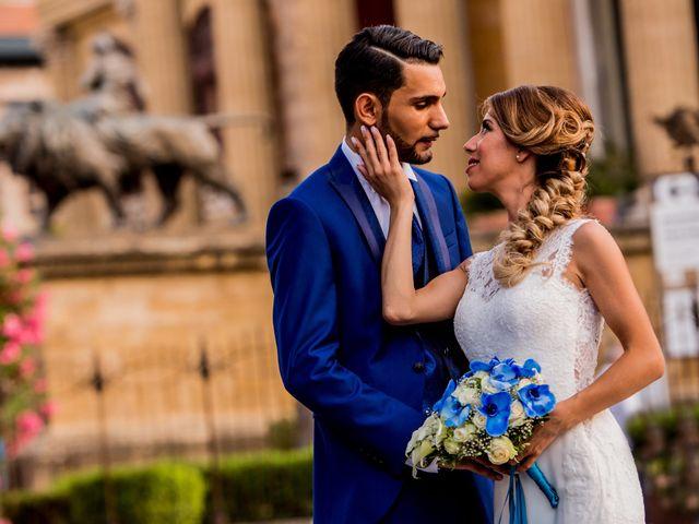 Il matrimonio di Giuseppe e Maria Cristina a Palermo, Palermo 75