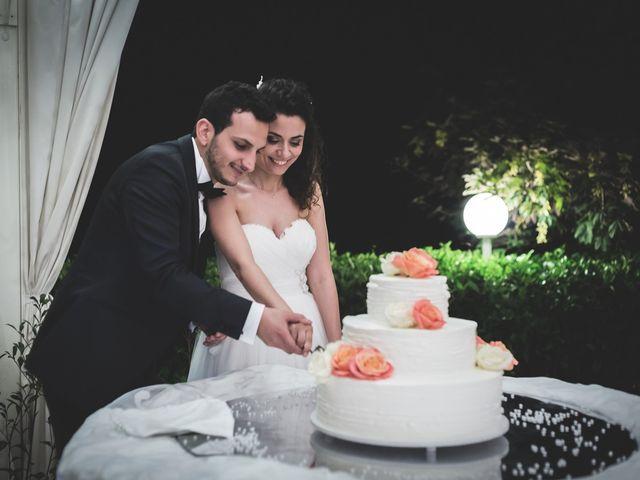 Le nozze di Cinzia e Vincenzo