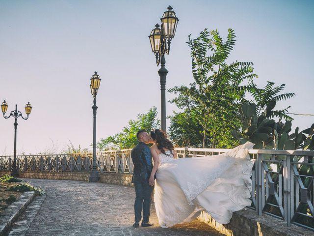 le nozze di Rosaria e Rosario