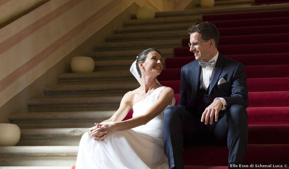 Il matrimonio di Francesco e Angela a Puos d'Alpago, Belluno