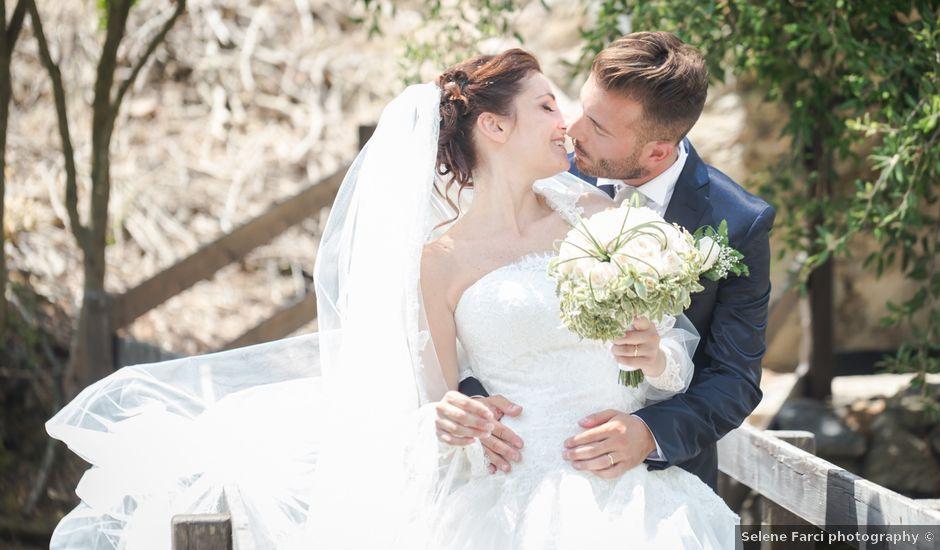 Il matrimonio di Sergio e Letizia a Narcao, Cagliari