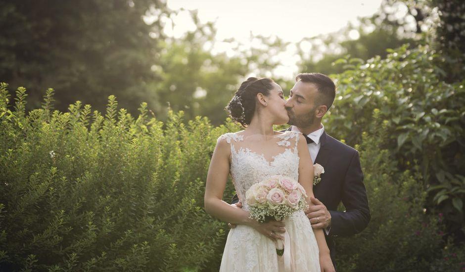 Il matrimonio di Lorenzo e Michela a Galliate, Novara