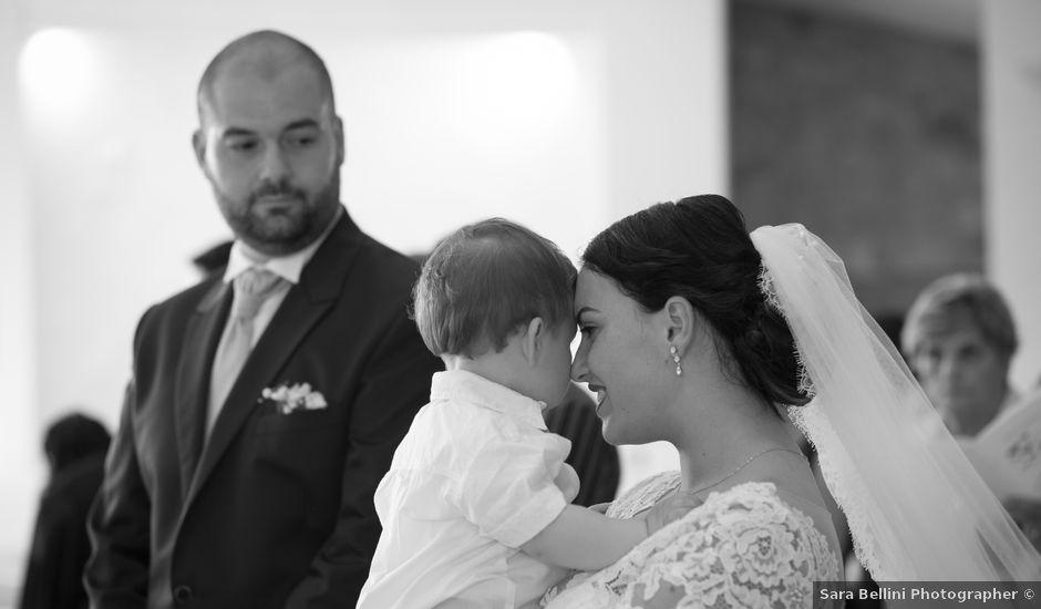 Il matrimonio di Samuele e Valentina a Incisa in Val d'Arno, Firenze