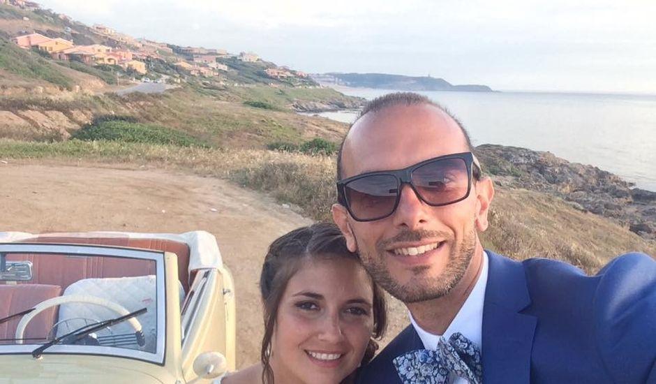 Il matrimonio di Mario e Erika a Arborea, Oristano