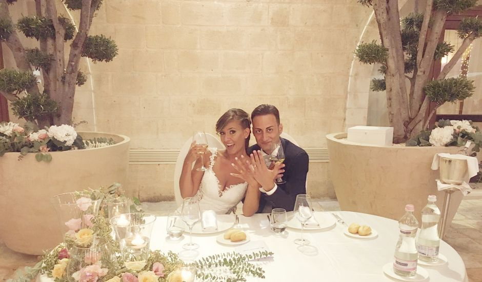 Il matrimonio di Marco e Sara  a Carovigno, Brindisi