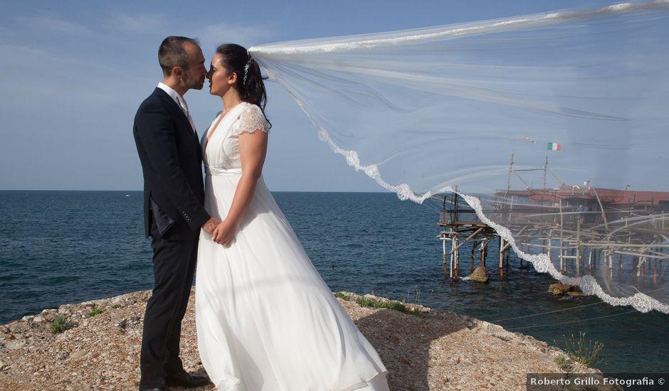 Il matrimonio di Michela e Michele a Montazzoli, Chieti