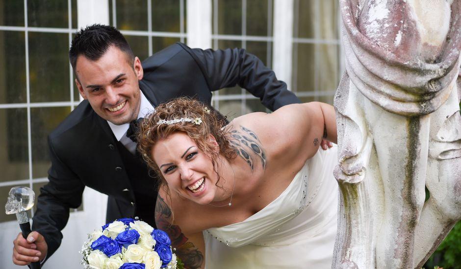 Il matrimonio di Fabio e Jalissa a Cunardo, Varese