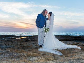 Le nozze di Elisa e Carmelo
