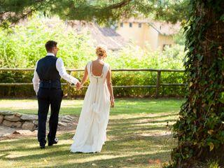 Le nozze di Caroline e Irwin 2