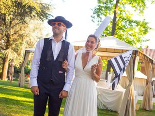 Le nozze di Caroline e Irwin 3