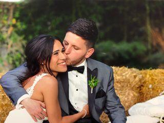 Le nozze di Antonio  e Teriana  1