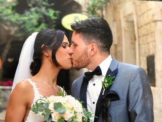 Le nozze di Antonio  e Teriana