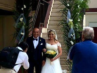 Le nozze di Antonella  e Rosario  1