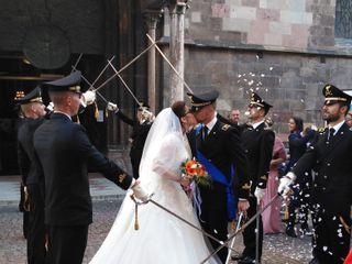 Le nozze di Jessica e Ugo