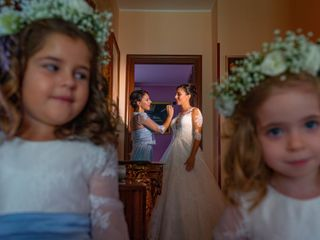 Le nozze di Maria Francesca e Giuseppe  1