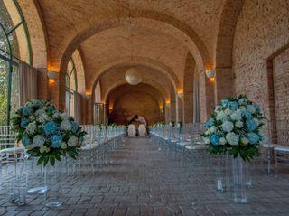 Le nozze di Grazia e Francesco 1